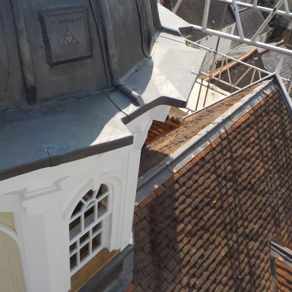 Cupola1-600x600 Re-build Grade 1 Listed Cupola House Bury St Edmunds