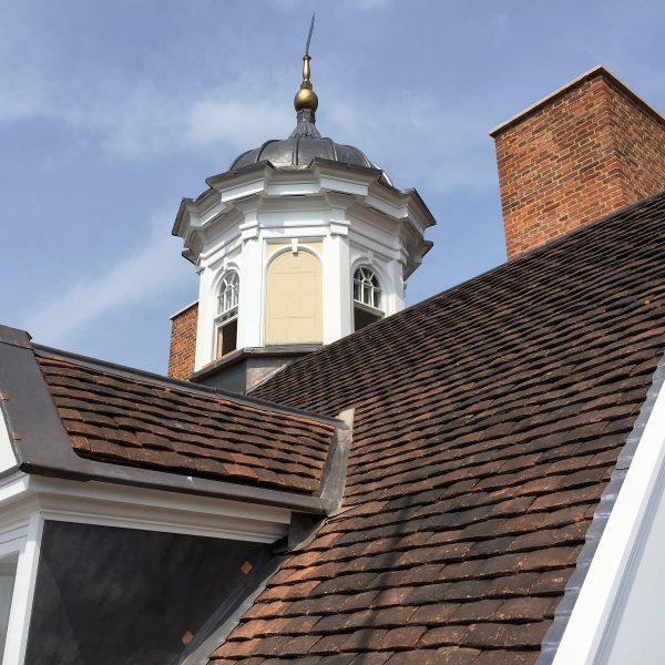 Cupola3-600x600 Re-build Grade 1 Listed Cupola House Bury St Edmunds