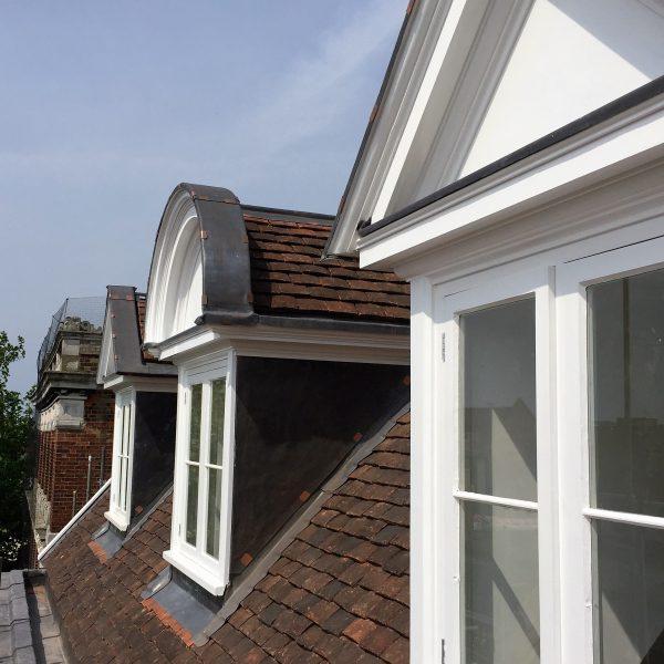 Cupola4-600x600 Re-build Grade 1 Listed Cupola House Bury St Edmunds